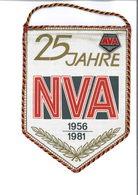 Wimpel 25 Jahre NVA - Bandiere