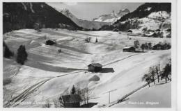 AK 0216  Tschagguns-Landschau - Verlag Risch Lau Um 1940-50 - Schruns