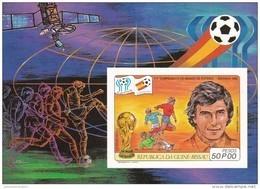 Guinea Bissau Hb Michel 180B SIN DENTAR - 1982 – Espagne