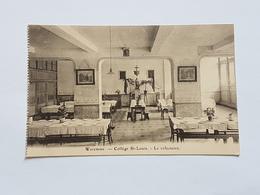 40637 -  Waremme    Collège  St Louis    Le Réfectoire - Waremme