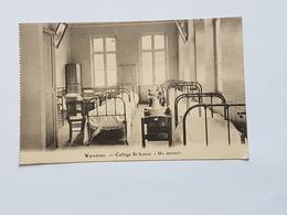 40638 -  Waremme    Collège  St Louis   Dortoir - Waremme
