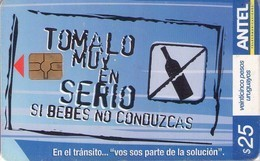 TARJETA TELEFONICA DE URUGUAY, 501a (013) - Uruguay