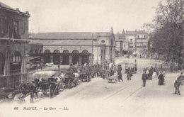54  Meurthe  Et  Moselle  -  Nancy  -  La  Gare - Nancy
