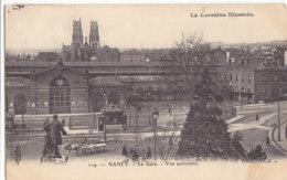 54  Meurthe  Et  Moselle  -  Nancy  -  La  Gare  -  Vue  Extérieure - Nancy
