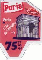 Magnet Le Gaulois Depart'aimant 75-77-93-94 Version 2017 - Publicitaires
