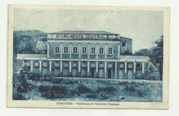 CONTURSI - STABILIMENTO CENTRALE CAPASSO   VIAGGIATA FP - Salerno