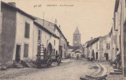 54  Meurthe  Et  Moselle  -  Ceintrey  -  Rue  Principale - Autres Communes