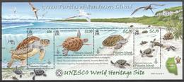 Pitcairn 2008 - MNH - Turtle - Reptiles & Batraciens