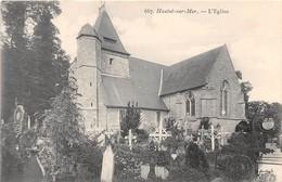 HAUTOT SUR MER - L'Eglise - France