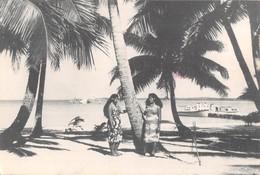 "0387 ""AITUTAKI LAGOON - COOK ISLANDS"" IDROPLANO QUADRIMOTORE T.E.A.L. CART. ORIG. SPED. 1993 - Cook Islands"
