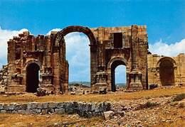 Jordan Jerash Triumphal Arch - Jordan