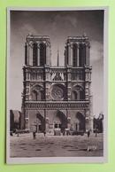 75 PARIS - CATHEDRALE NOTRE DAME - 1940 - CPA Carte Postale Ancienne (vente Reversée Pour La Reconstruction) / 8 - Notre Dame De Paris