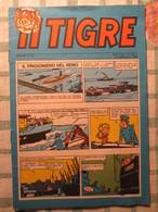 Fumetto Pubblicitario Esso Tigre - Plaques Publicitaires