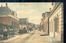 Groot-Ammers - Kerkstraat - 1909 - Schoonhoven - Nederland