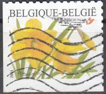 Belgique 2001 COB 3046B O Cote (2016) 2.60 Euro Narcisse Des Bois - Gebraucht