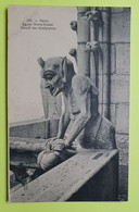 75 PARIS - CATHEDRALE NOTRE DAME - 1910 - CPA Carte Postale Ancienne (vente Reversée Pour La Reconstruction) / 16 - Notre Dame De Paris