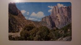 México - La Huasteca, Cañon De Santa Catarina Canyon - Monterrey - 1965 - Messico