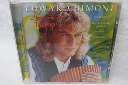 "CD ""Edward Simoni"" Lieder Zum Träumen (Pan-Romanze) - Instrumental"