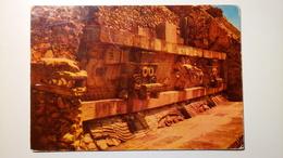 México - Templo De Quetzalcoatl - San Juan Teotihuacàn - 1963 - Messico