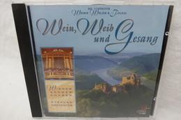 """CD """"Wiener Sängerknaben / Strauss-Orchester"""" Wein, Weib Und Gesang, Die Schönsten Wiener Walzer & Polkas - Música & Instrumentos"""