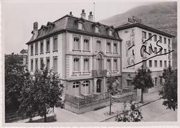 E145 - HOTEL VOLKSHAUS - MAISON DU PEUPLE BRIG - Suisse