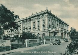 RICCIONE - GRAND HOTEL RICCIONE - Rimini