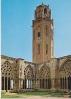 Lérida - Seo Antigua Detalle Del Claustro Y La Torre - Lérida