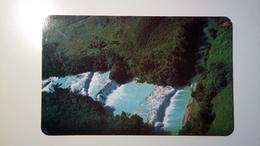 México - Chiapas - Cascadas Bolom Aháu, Agua Azul - 1996 - Messico