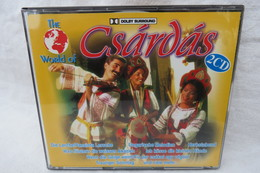 """2 CDs """"The World Of Csárdás"""" Div. Interpreten - Music & Instruments"""