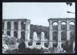 ARICCIA - ROMA - 1967 - IL PONTE ROMANO - FOTOCARTOLINA  RARA - FOT. FERRANIA - Altri