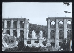 ARICCIA - ROMA - 1967 - IL PONTE ROMANO - FOTOCARTOLINA  RARA - FOT. FERRANIA - Roma