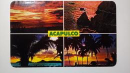México - Acapulco, Atardeceres - 1973 - Messico