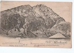 Slovakia - Tatra - Hohe Tatra - Schleiserhaus Und Gerlsdorfer Spitze - 1901 - Slovaquie