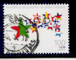 ! ! Portugal - 2000 European Conceil - Af. 2680 - Used - Usati