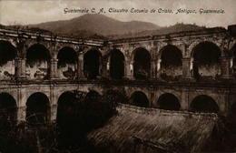 Claustro Escuela De Cristo, Antigua, Guatemala - Guatemala