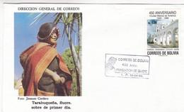 TARABUQUEÑA, SUCRE-FDC 1990 BOLIVIA - BLEUP - Bolivie