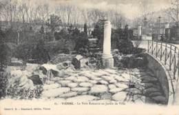 38 - VIENNE - La Voie Romaine Au Jardin De Ville - Vienne