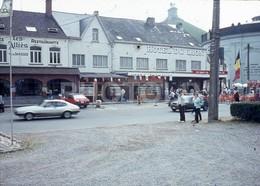 1983 HOTEL DU LION WATERLOO BELGIQUE BELGIUM FORD CAPRI 16mm DIAPOSITIVE SLIDE Not PHOTO No FOTO B3619 - Diapositives