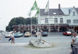 1983 RESTAURANTS WATERLOO BELGIQUE BELGIUM FORD CAPRI 16mm DIAPOSITIVE SLIDE Not PHOTO No FOTO B3620 - Diapositives