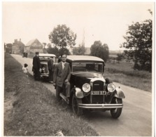 Automobile C.1930  Amilcar - Gde Photo C.14.5x13cm - Automobiles