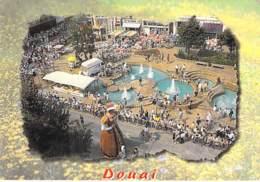 ** Lot De 6 Cartes ** 59 - DOUAI : Dont 5 Multivues - CPSM CPM Grand Format - Nord - Douai