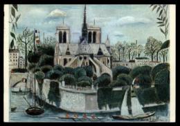 75 - Paris 4e Arrondissement Notre-Dame De Paris - Illustration #10119 - Notre Dame De Paris