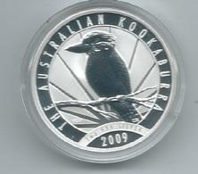 AUSTRALIA 1 DOLLARO KOOKABURRA 2009 (oncia) - Moneta Decimale (1966-...)