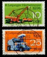 DDR 1974 Nr 1973-1974 Gestempelt X69CC76 - DDR