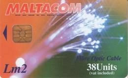 TARJETA TELEFONICA DE MALTA. (043) TIRADA 10000 - Malte