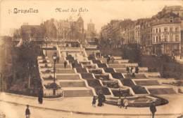 BRUXELLES - Mont Des Arts - Bossen, Parken, Tuinen