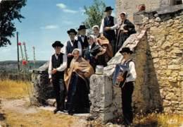 CPM - Folklore Du QUERCY - Costumes