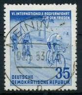 DDR 1953 Nr 356YI Zentrisch Gestempelt X873842 - DDR