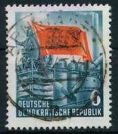 DDR 1953 Nr 344YII Zentrisch Gestempelt X873846 - DDR