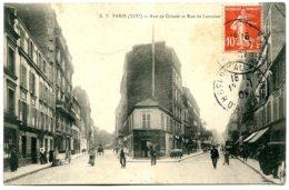 75019 PARIS - Rue De Crimée Et Rue De Lorraine - District 19